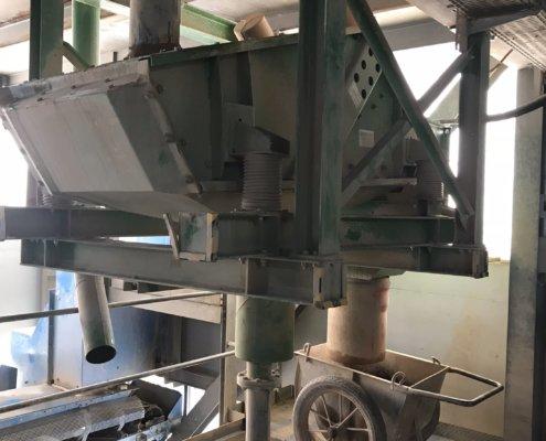 Entwässerungsieb Recycling - Aufbereitung -Fördertechnik - 18