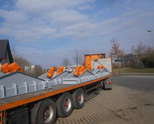 Schwingförderrinne - Recycling - Fördertechnik - 10