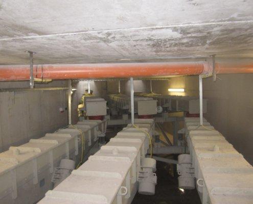 Schwingförderrinne - Recycling - Fördertechnik - 11