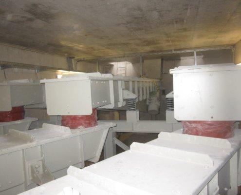Schwingförderrinne - Recycling - Fördertechnik - 13