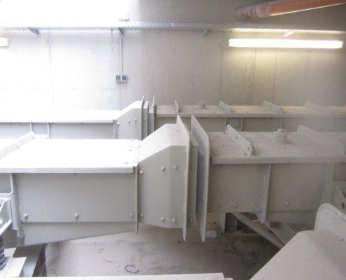 Schwingförderrinne - Recycling - Fördertechnik - 14