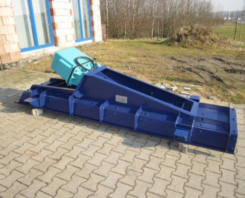Schwingförderrinne - Recycling - Fördertechnik - 18