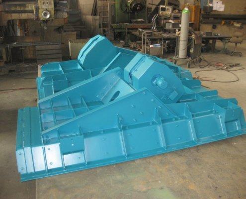 Schwingförderrinne - Recycling - Fördertechnik - 19