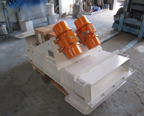 Schwingförderrinne - Recycling - Fördertechnik - 20