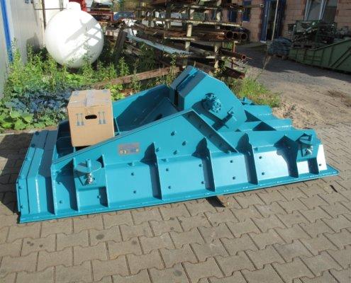 Schwingförderrinne - Recycling - Fördertechnik - 21