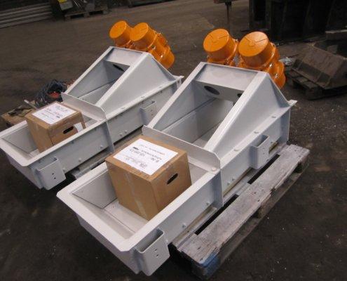 Schwingförderrinne - Recycling - Fördertechnik - 22