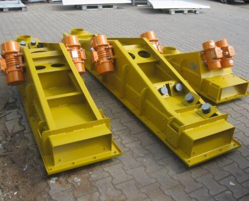 Schwingförderrinne - Recycling - Fördertechnik - 26