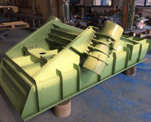 Schwingförderrinne - Recycling - Fördertechnik - 27