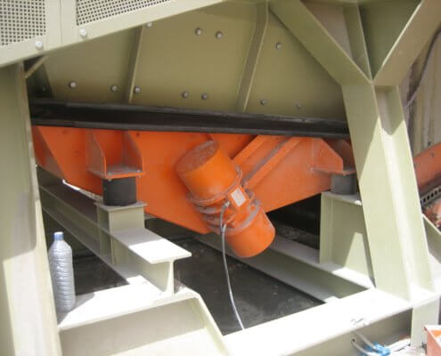 Schwingförderrinne - Recycling - Fördertechnik - 3