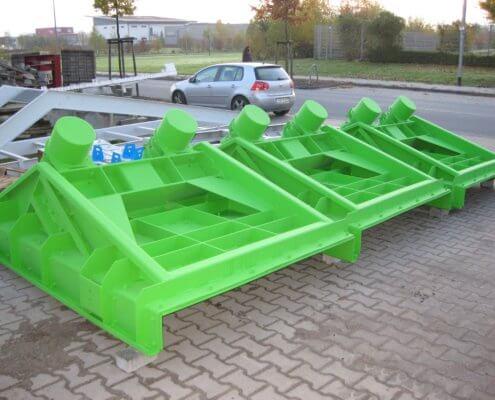 Schwingförderrinne - Recycling - Fördertechnik - 9