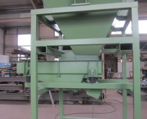 Dosierrinnen - Recycling - Aufbereitung - Fördertechnik - 3
