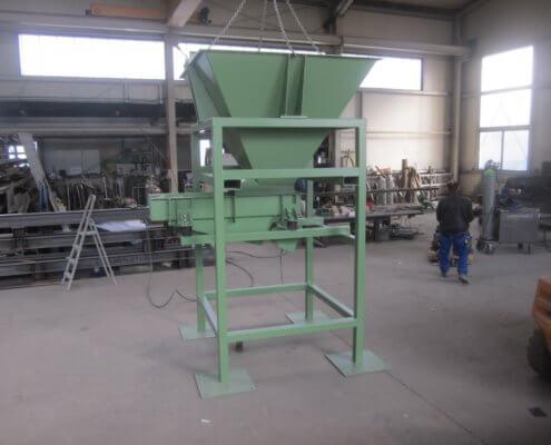 Dosierrinnen - Recycling - Aufbereitung - Fördertechnik - 6